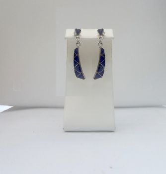 Navajo with Lapis Inlay